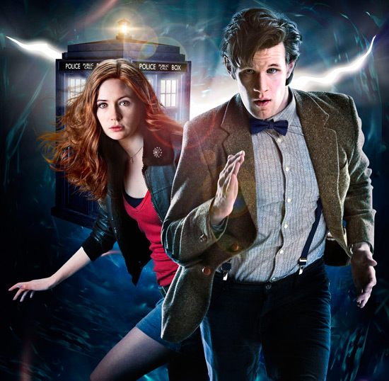 The Doctor & Amy