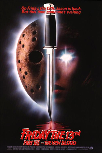 Friday 13th Part VII poster