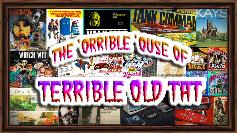 The 'Orrible 'Ouse of Terrible Old Tat logo